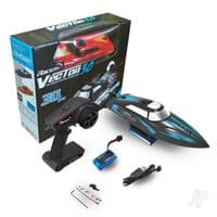 Volantex Vector 30 Brushed RTR Racing Boat (RED)